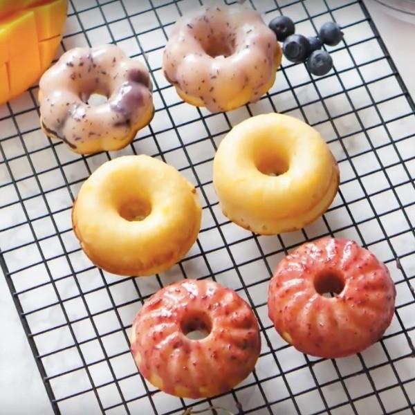 【饗瘦美味】無添加好安心~盛夏水果甜甜圈