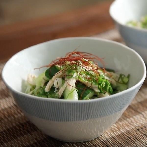 【男人廚房1+1】最愛台式小菜~涼拌雞絲小黃瓜