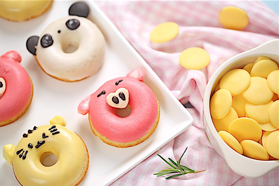甜點,下午茶,甜甜圈,烘焙,美味生活