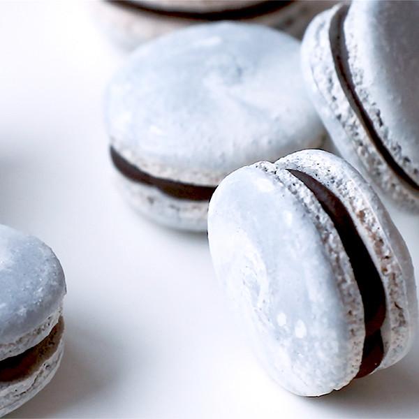 吃回熱戀時的甜蜜滋味~【大理石馬卡龍】