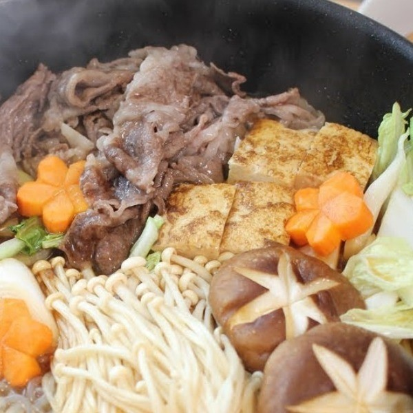【Yao Lam】 一鍋幸福滋味~壽喜燒(關東風)