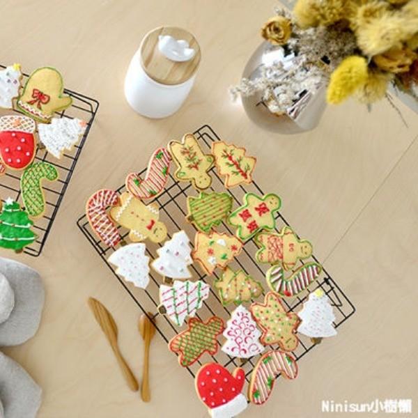 【小樹懶廚房】聖誕快樂!節慶糖霜餅乾 Christmas cookies
