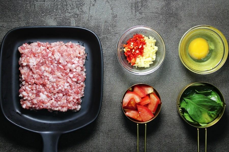泰式料理,打拋豬,下飯,開胃,快速料理