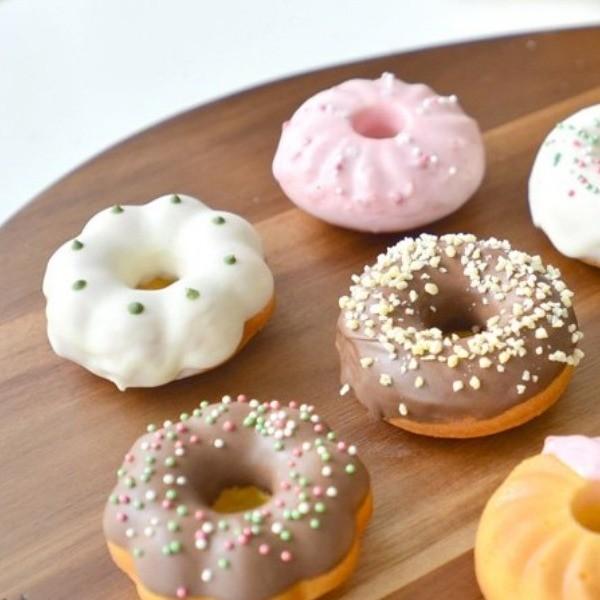 【小樹懶廚房】讓孩子更愛你的101種方式~鬆軟綿密甜甜圈