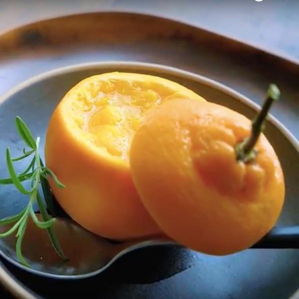 【我的C家廚房!Bon Appétit】天然止咳神物~海鹽燉橙