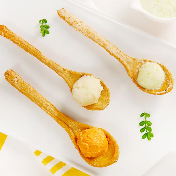 【副食品教學】8個月以上寶寶愛磨牙?那就吃香蕉燕麥湯匙餅乾