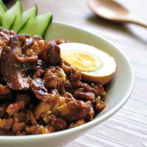 【嘖嘖的料理手帳】台式經典!手切滷肉飯
