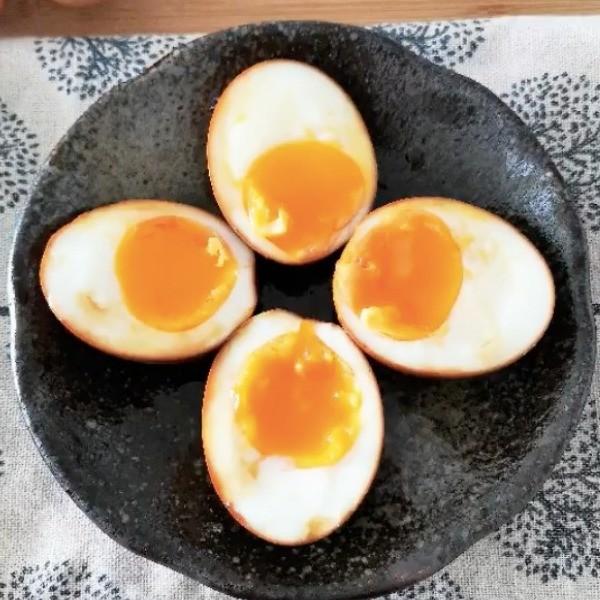 【飪意 Yummie】拉麵好搭擋~滷水溏心蛋
