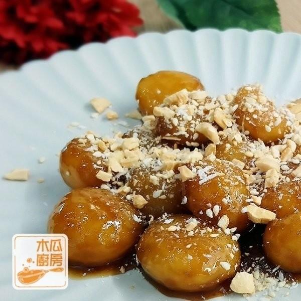 【木瓜廚房】湯圓還能這樣吃!港式甜點「糖不甩」