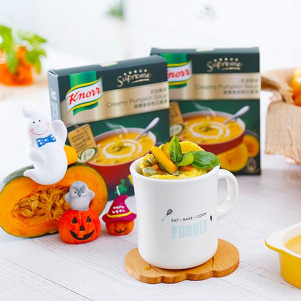 【康寶濃湯】剛剛好的暖心美味~馬克杯南瓜濃湯烘蛋