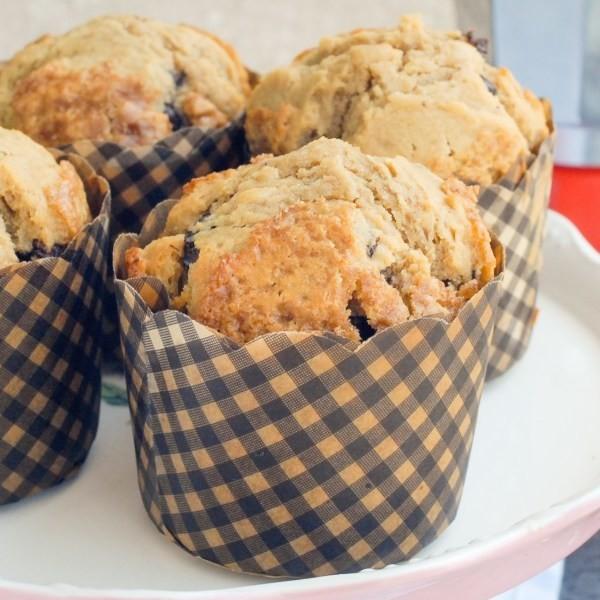 【Mrs P's Kitchen】簡單4步驟~咖啡鬆餅 (馬芬) 食譜