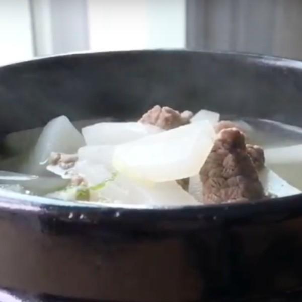 【Yans Foodie】韓國牛肉蘿蔔湯