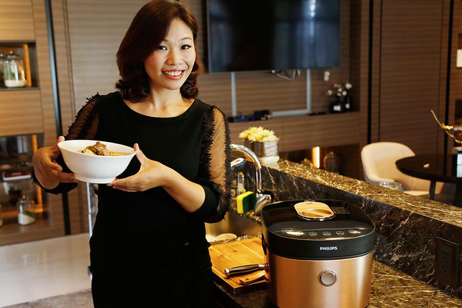 飛利浦,客家料理,福菜雞,雞湯,冬季湯品