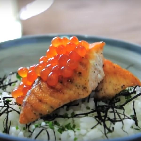 【嘖嘖的料理手帳】深夜食堂~鮭魚茶泡飯