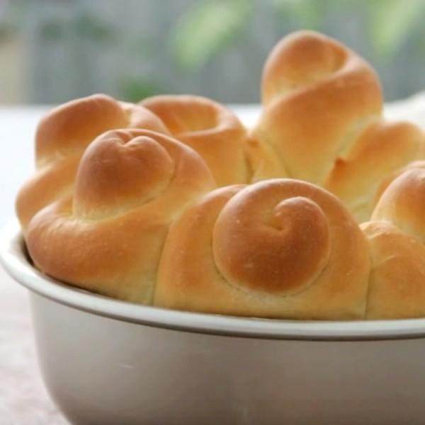 【Apron】烘焙新手零失敗~奶油麵包捲