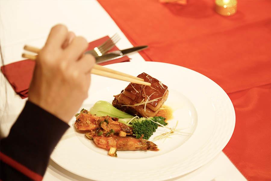 飛利浦,金小萬,年菜,雙重脈衝智慧萬用鍋,東坡肉,過年