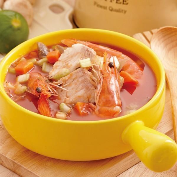 夏日瘦身靠這碗~營養師激推【法式蔬菜湯】