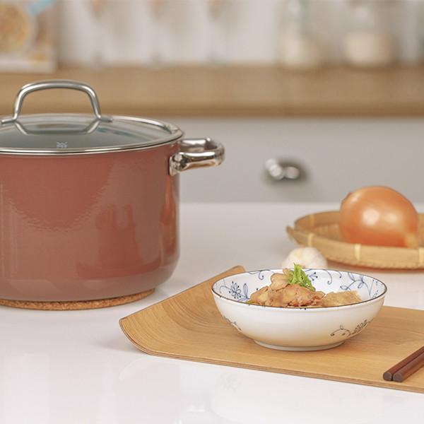 一鍋到底優雅料理 日式清酒芋頭燒雞
