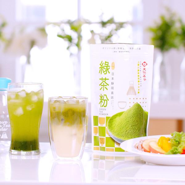夏日輕食新提案!【荔枝綠茶多多】【柚子蜜綠茶汽水】【綠茶低脂優格沙拉】