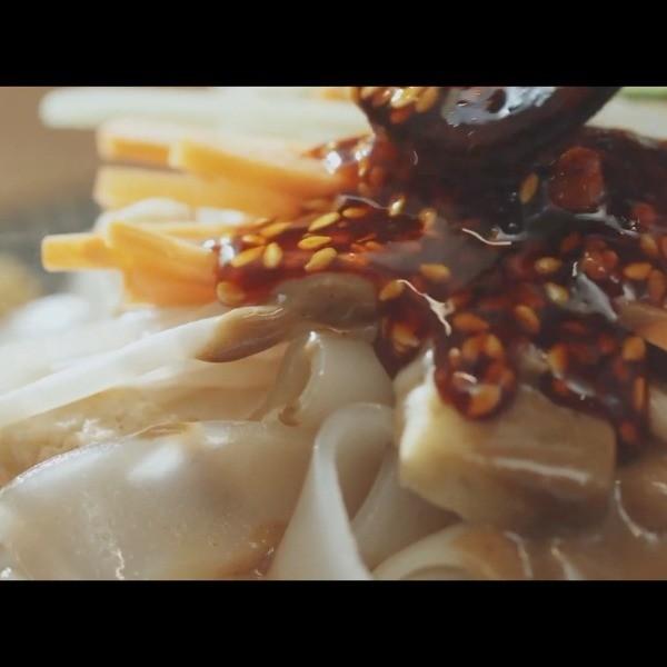 【豆果美食】日食記酸辣涼皮 中式食譜作法