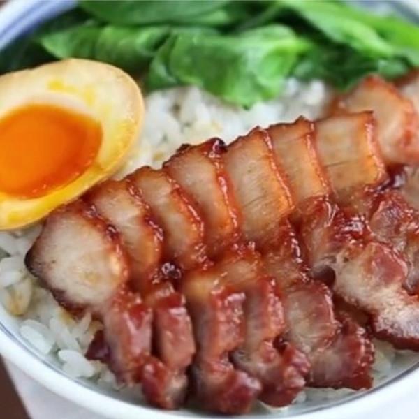 【豆果美食】港式叉燒飯溏心蛋 中式食譜作法