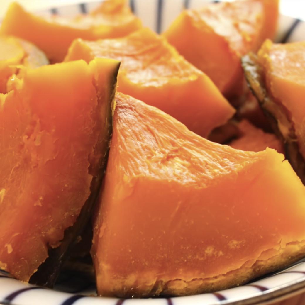 【Yao Lam】 綿密香甜好下飯~日式南瓜煮物