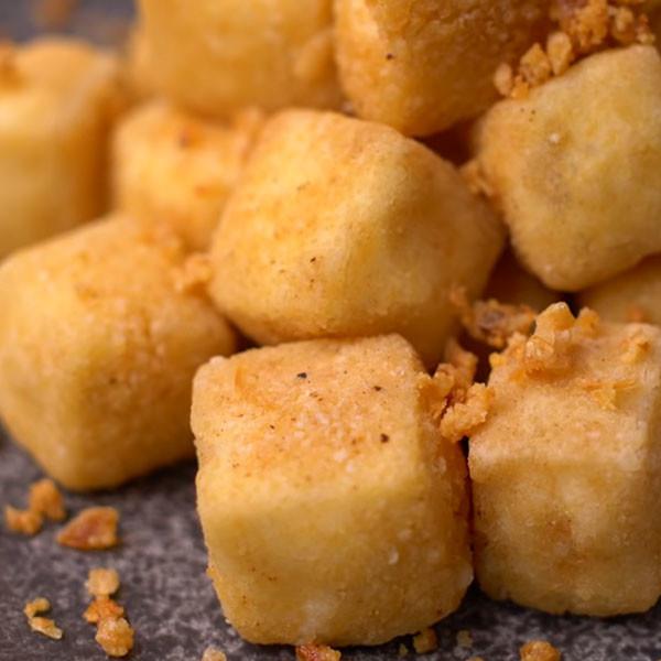 【點Cook Guide】外酥內嫩好下飯~金磚豆腐