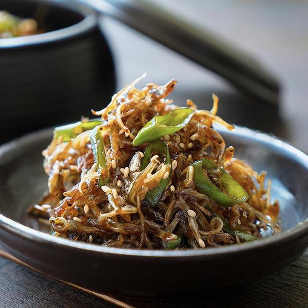 【我的C家廚房!Bon Appétit】韓式辣炒小魚乾