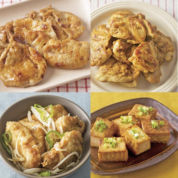 做便當別煩惱~超省時公式做出4道日式家常料理