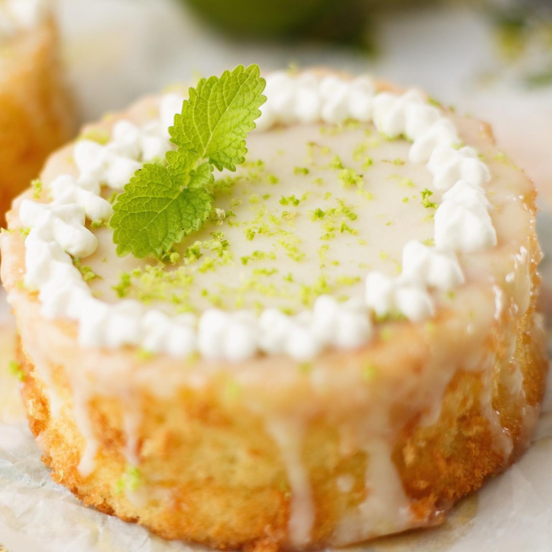 經典甜點健康吃~減醣版【老奶奶檸檬蛋糕】