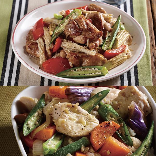 吃出增肌減脂美味生活!一鍋到底雞肉雙料理