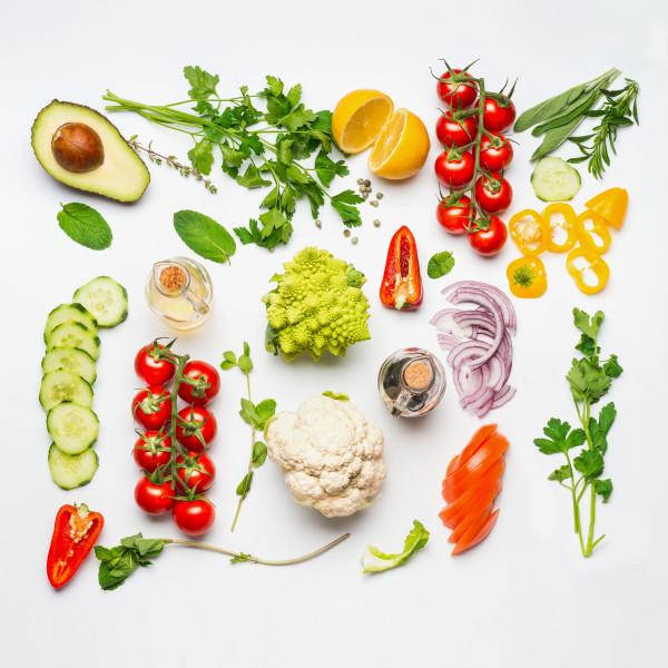 名廚教的蔬果保存祕技,保存一週一樣新鮮