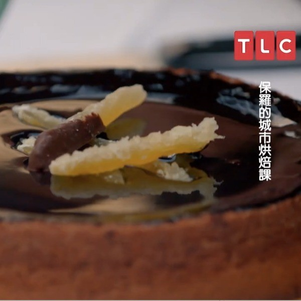 保羅的城市烘焙課!義大利經典~卡布里巧克力杏仁蛋糕
