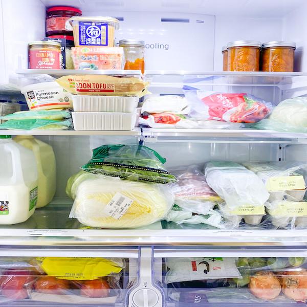冰箱冷層管理大法 讓冰箱變整齊的秘訣   矽谷美味人妻