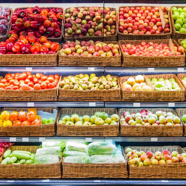 【Sarah帶你逛超市】美國超市能買到什麼