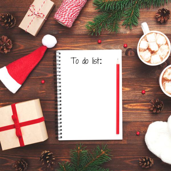 【打造完美聖誕大餐的秘訣】Part 2. 時間管理秘訣