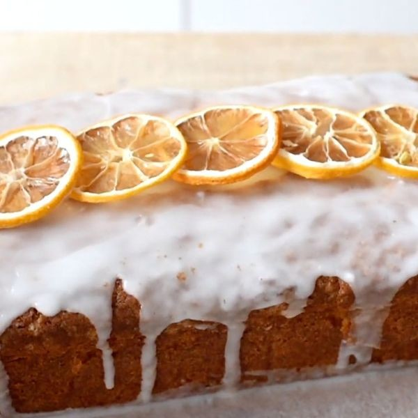 【Mrs P's Kitchen】檸檬糖霜蛋糕Lemon Drizzle Cake